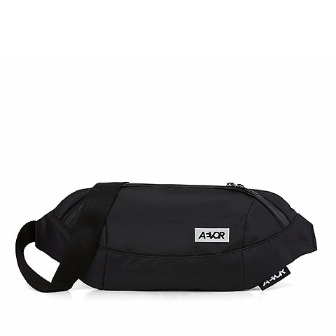 Vegane Schultertasche | AEVOR Shoulder Bag Proof Black
