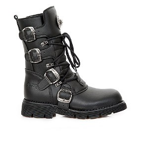 Veganer Stiefel | NEW ROCK M.1473-V1