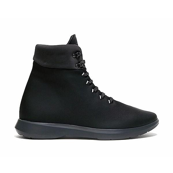 Veganer Schnürstiefel   MUROEXE Materia Boot Black