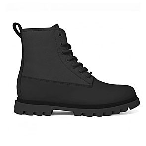 Veganer Schnürstiefel | NATIVE SHOES Johnny Treklite Jiffy Black