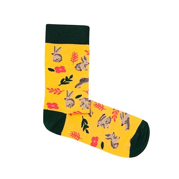 Vegane Socken   KABAK Socks Rabbits