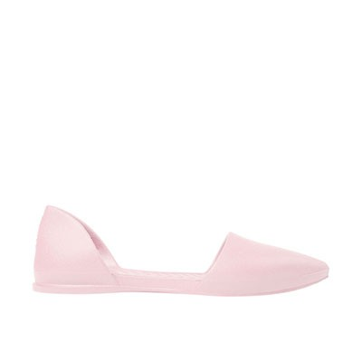 Vegane D'Orsay-Sandale   NATIVE SHOES Audrey Milk Pink