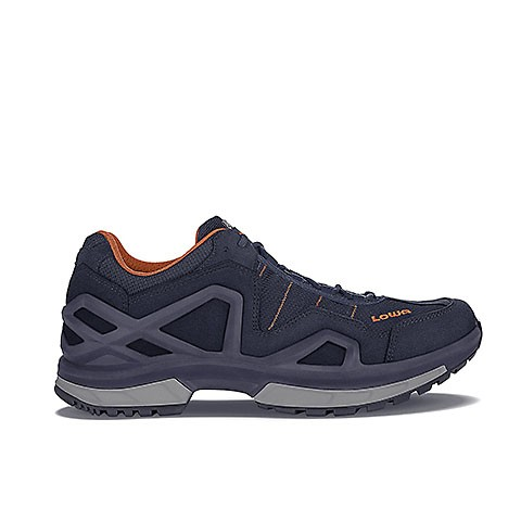 Veganer Outdoorschuh | LOWA Gorgon GTX Navy/Orange