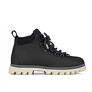 Veganer Wanderstiefel | NATIVE SHOES Fitzsimmons Treklite Jiffy Black