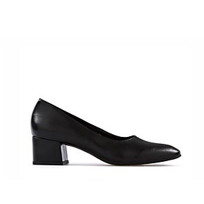 Vegane Pumps | BOURGEOIS BOHEME Zaha Black