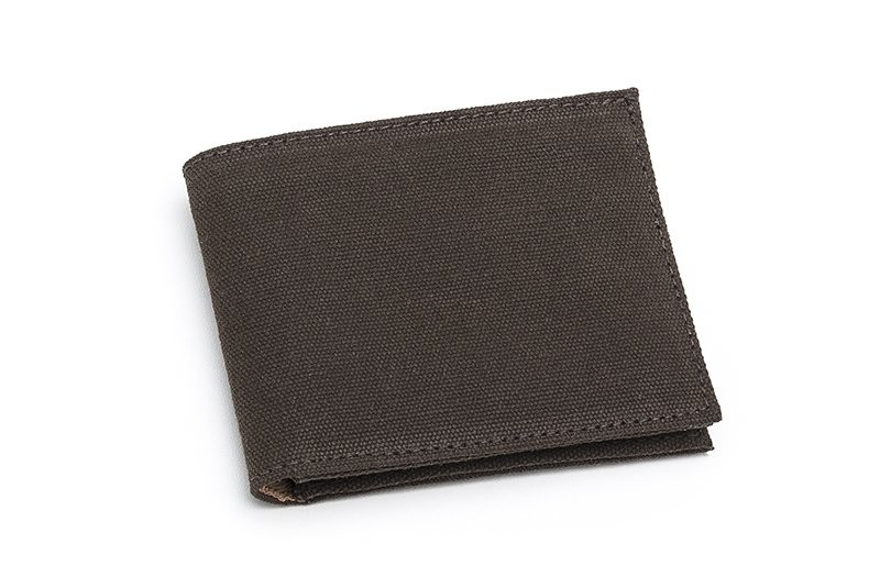 Zipped Wallet Espresso