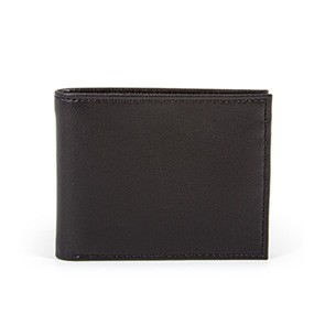 Vegane Geldbörse | WILL'S VEGAN STORE Billfold Wallet Black