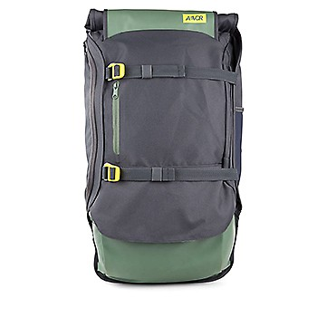 Veganer Rucksack | AEVOR Travel Pack Echo Green