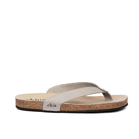 Sandal Cork Grey