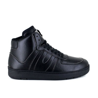 Veg Supreme Hi Top Bucky Black