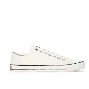 Veganer Sneaker | ETHLETIC Fair Trainer Lo Cut Just White