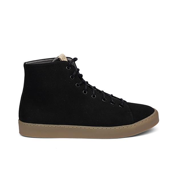 Veganer Sneaker | EKN FOOTWEAR Oak High Black