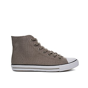 Veganer Sneaker | GRAND STEP SHOES Jimmy Dark Grey