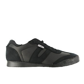 Veganer Sneaker | VEGETARIAN SHOES Panther Sneaker Black