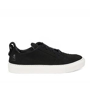 Veganer Sneaker | EKN FOOTWEAR Argan Low Black