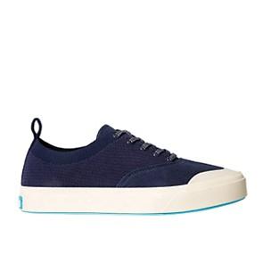 Veganer Sneaker   NATIVE SHOES Jefferson Plimsoll Regatta Blue