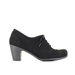 Veganer Damenschuh | VEGETARIAN SHOES Everley Shoe Black
