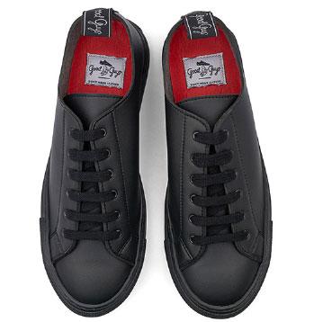Sneakers véganes | GOOD GUYS Samo Black