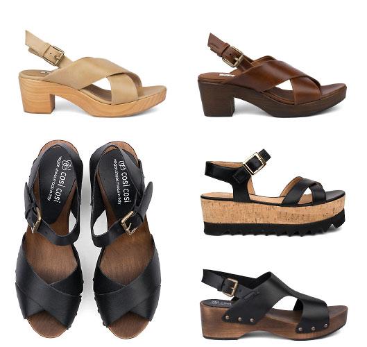Vegan Sandals & Sandalettes | Achter sur la boutique en ligne