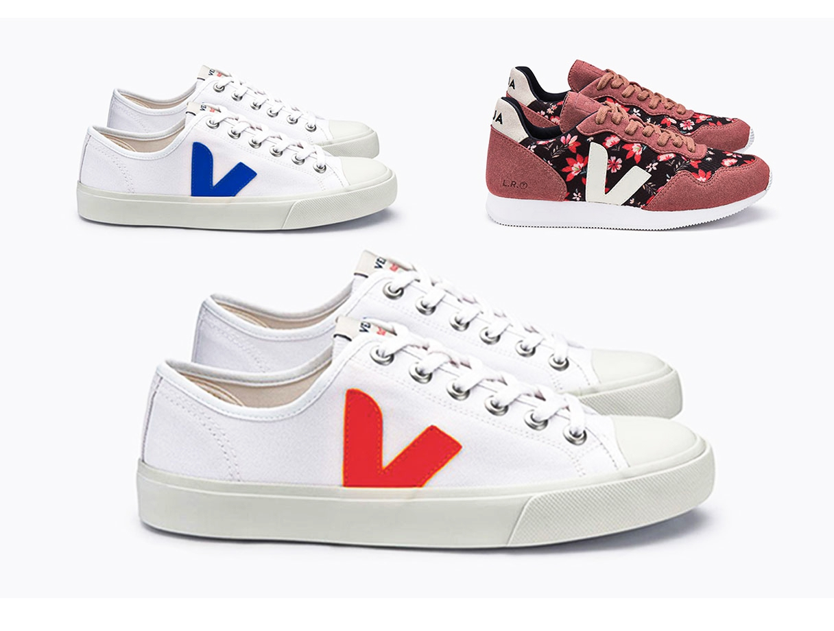 NEW | Vegan Sneakers by VEJA | Shop online!