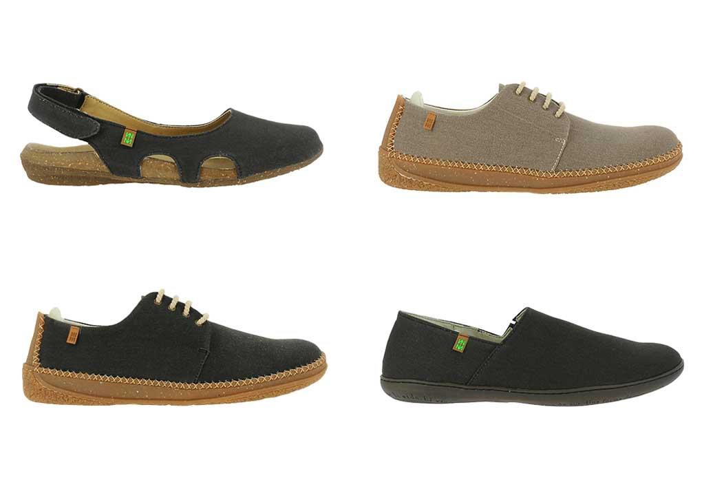 Chaussures véganes EL NATURALISTA | Acheter en ligne !