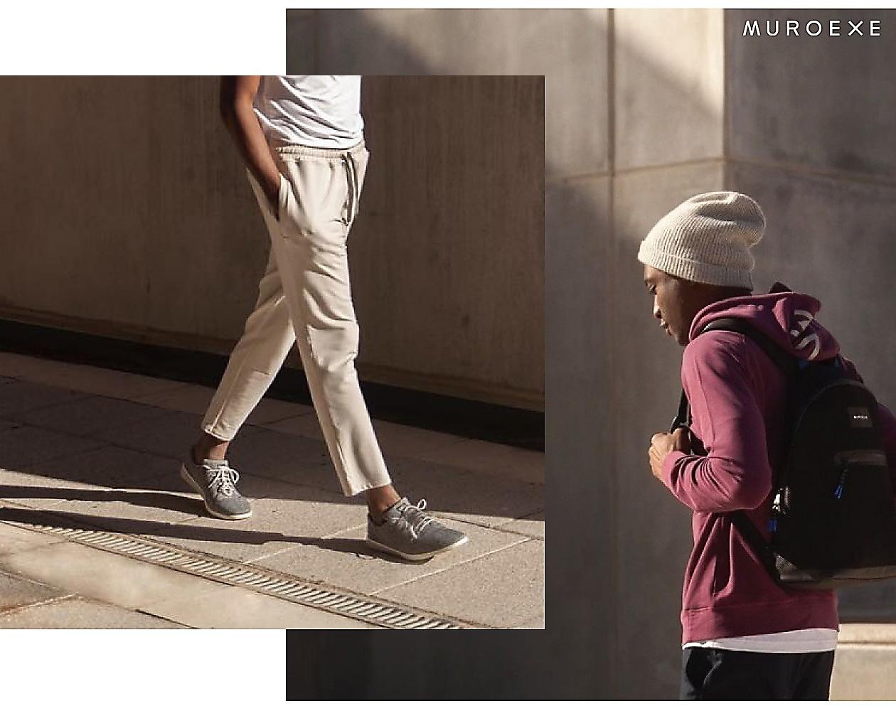 Nouveau | Sneakers veganés MUROEXE | Acheter en ligne !