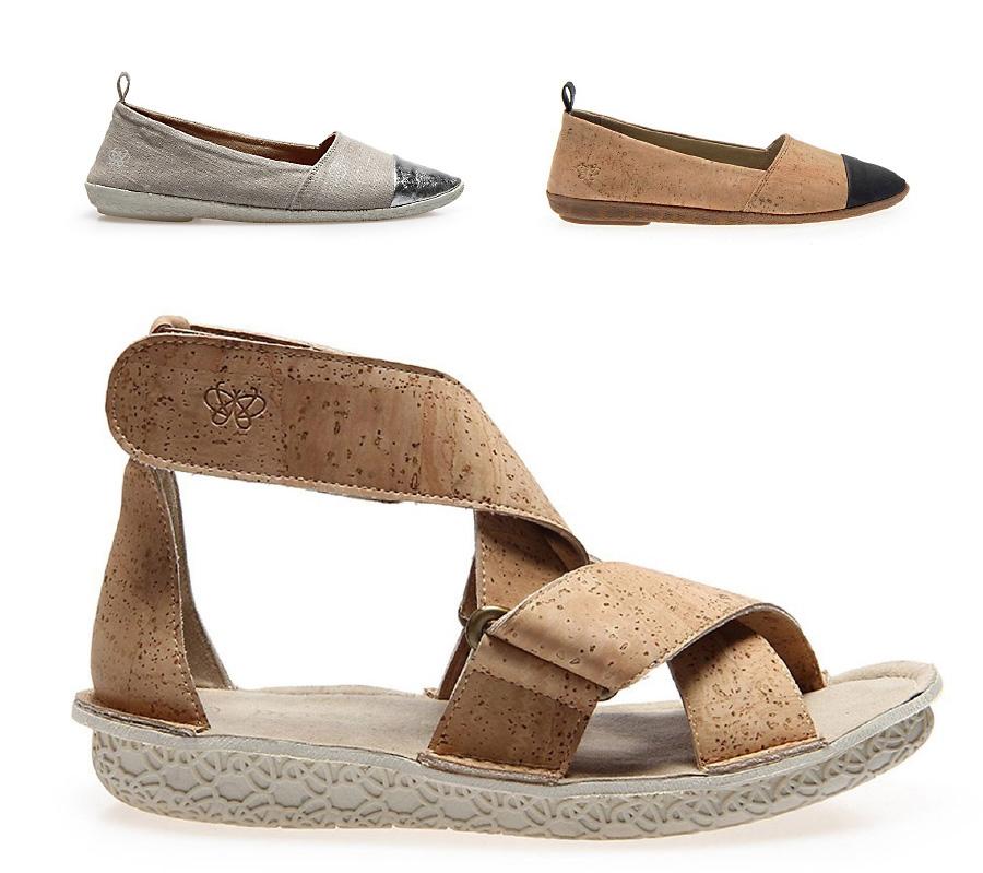 Chaussures d'été | PO-ZU | Acheter en ligne !