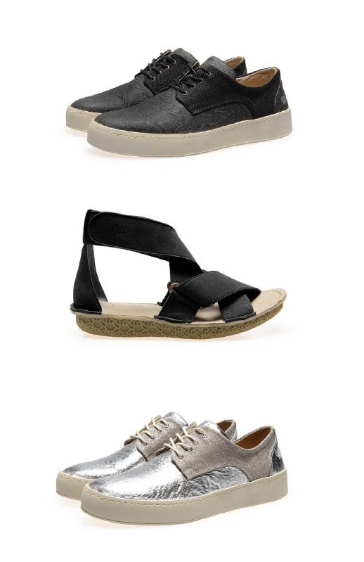 NOUVEAUX | Chaussures véganes PO-ZU | Acheter en ligne !