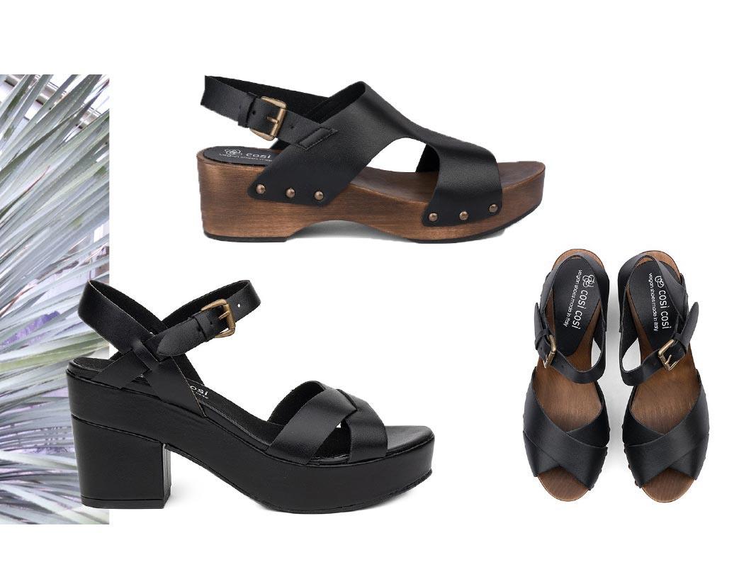 Sandales véganes   COSÌ COSÌ   Acheter en ligne