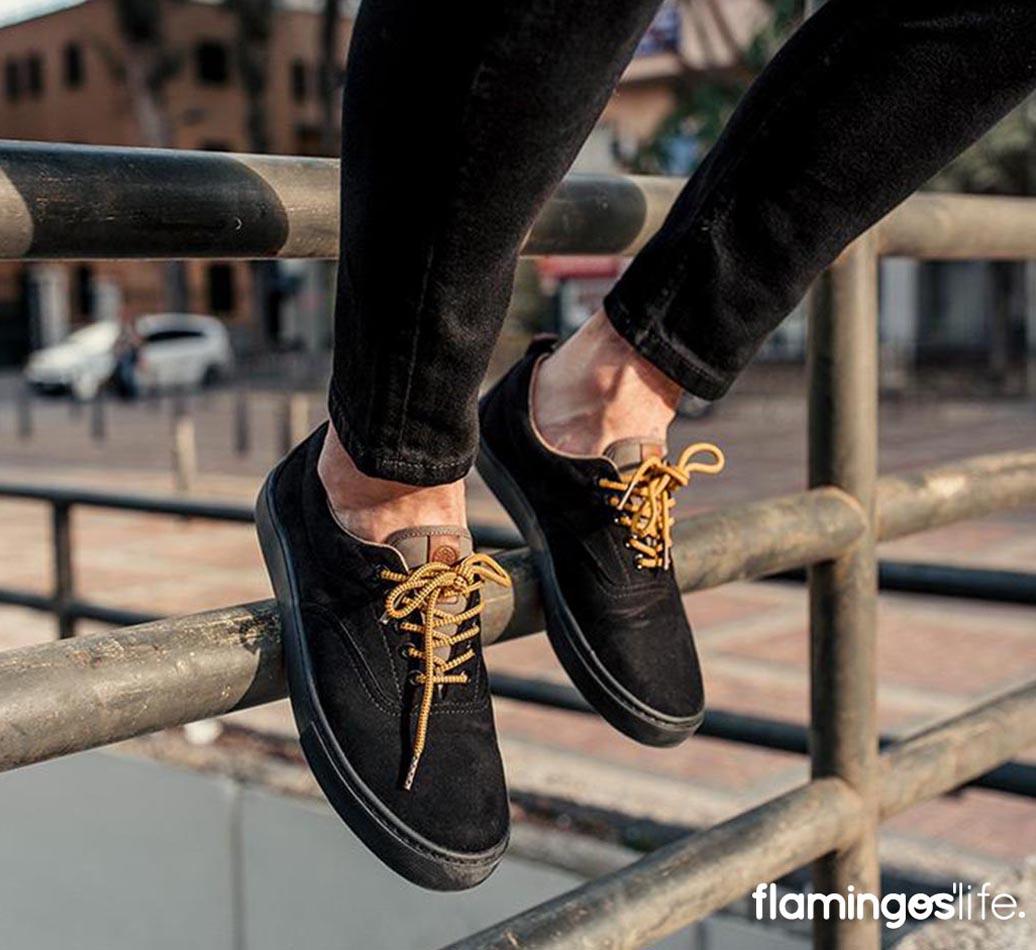 Nouveau | chaussures véganes FLAMINGO`S LIFE | Acheter en ligne