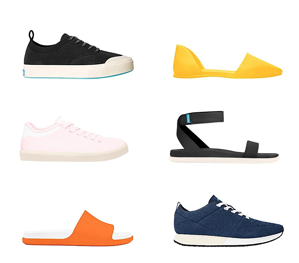 NATIVE SHOES | Sneakers véganes | Acheter en ligne